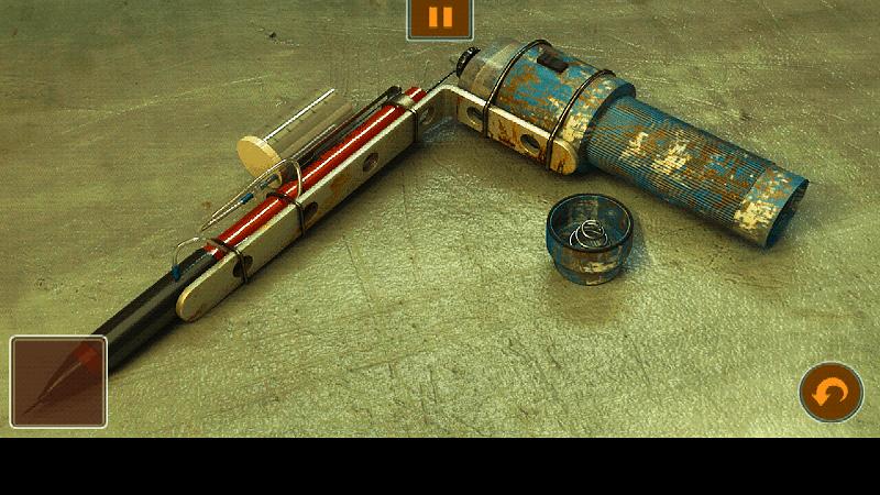 Prison Break Gadgets