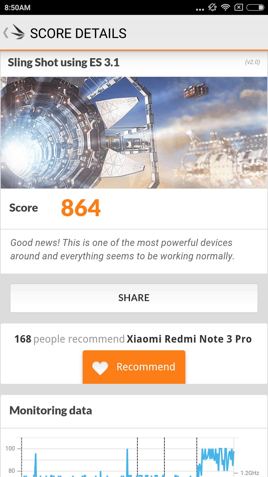 Redmi Note 3 3dmark 1