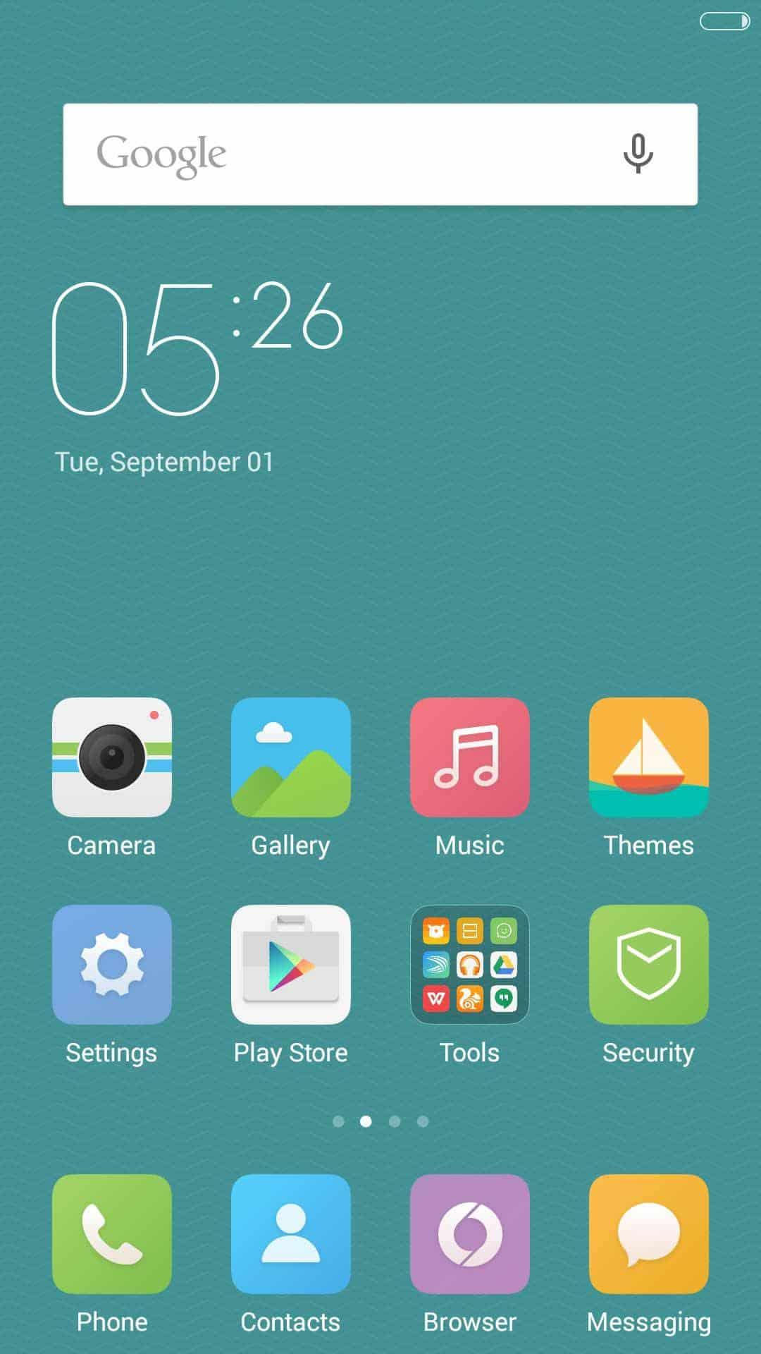 Redmi Note 3 Themes 1