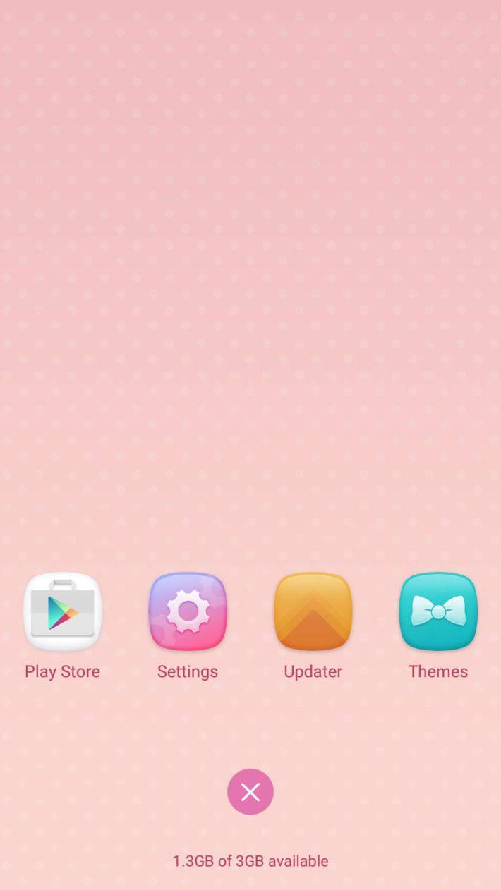 Redmi Note 3 recents