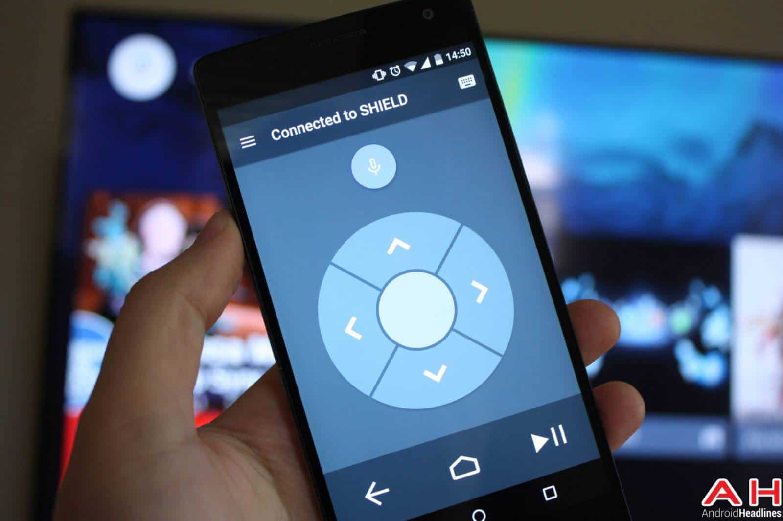 Remote Control Apps Android TV AH-1