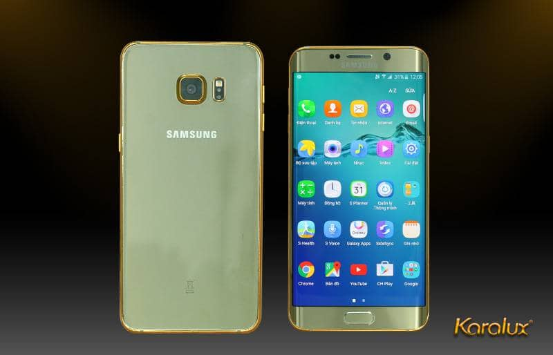 Samsung Galaxy S7 Edge Karalux
