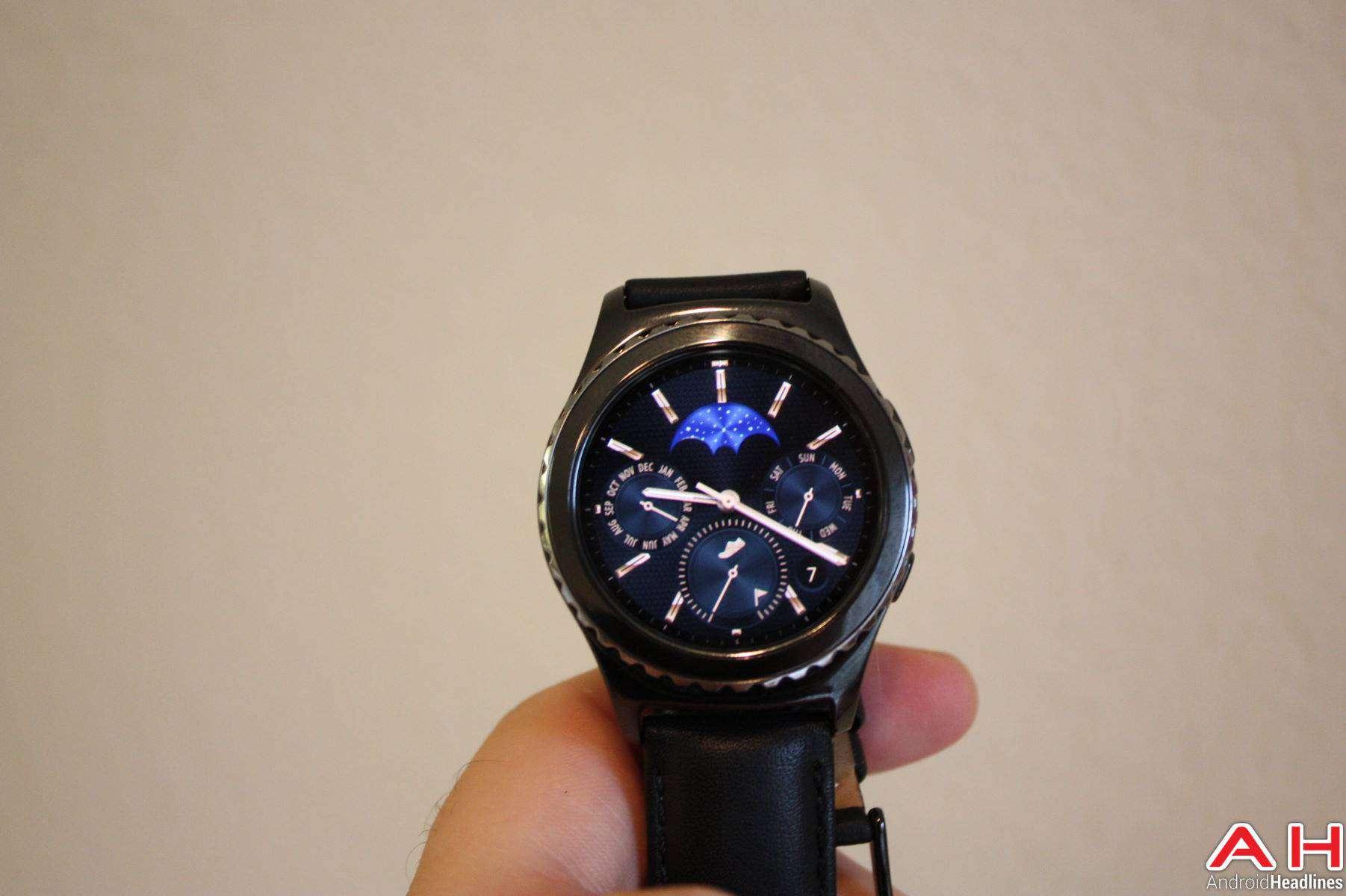 Samsung Gear S2 AH-1