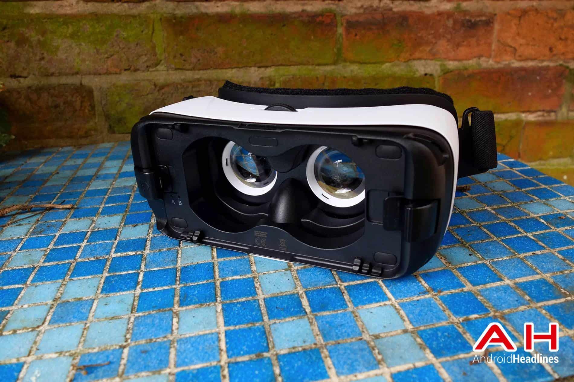 Samsung Gear VR TD AH 1