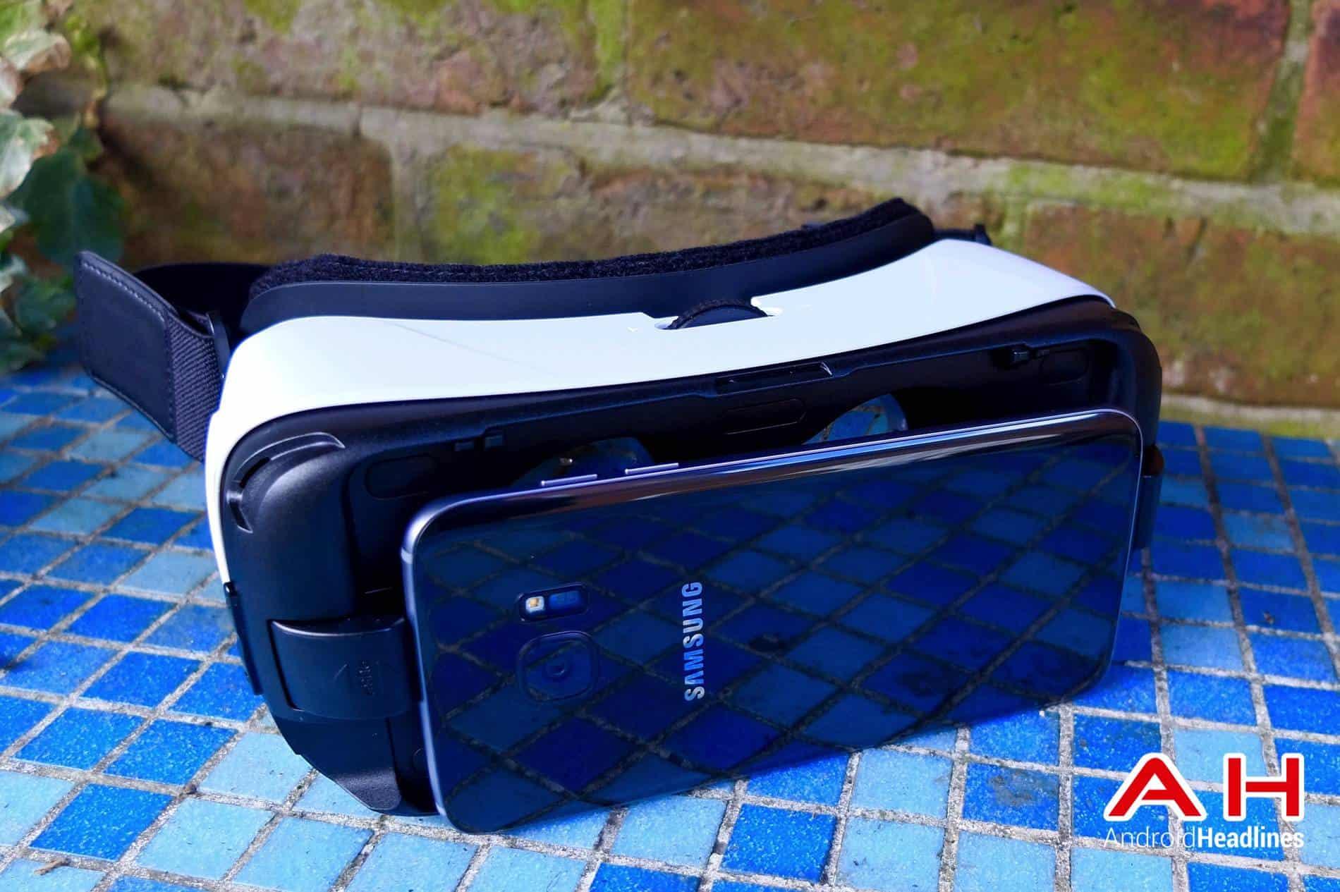 Samsung Gear VR TD AH 13