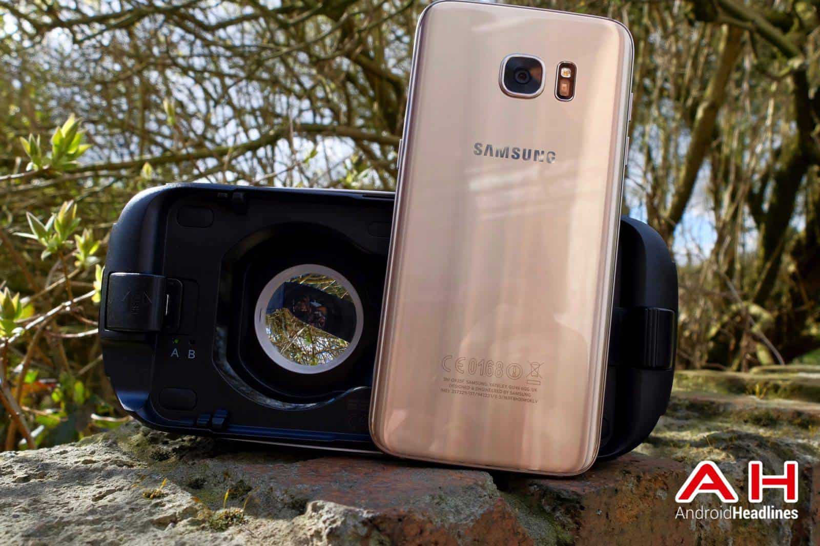 Samsung Gear VR TD AH 7