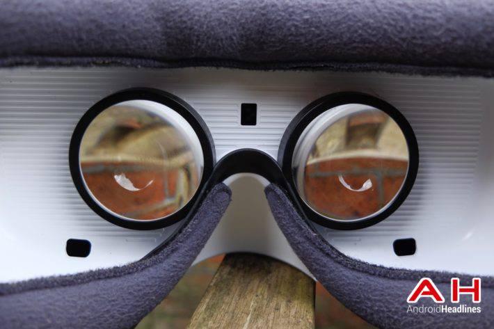 Samsung Gear VR TD AH 9
