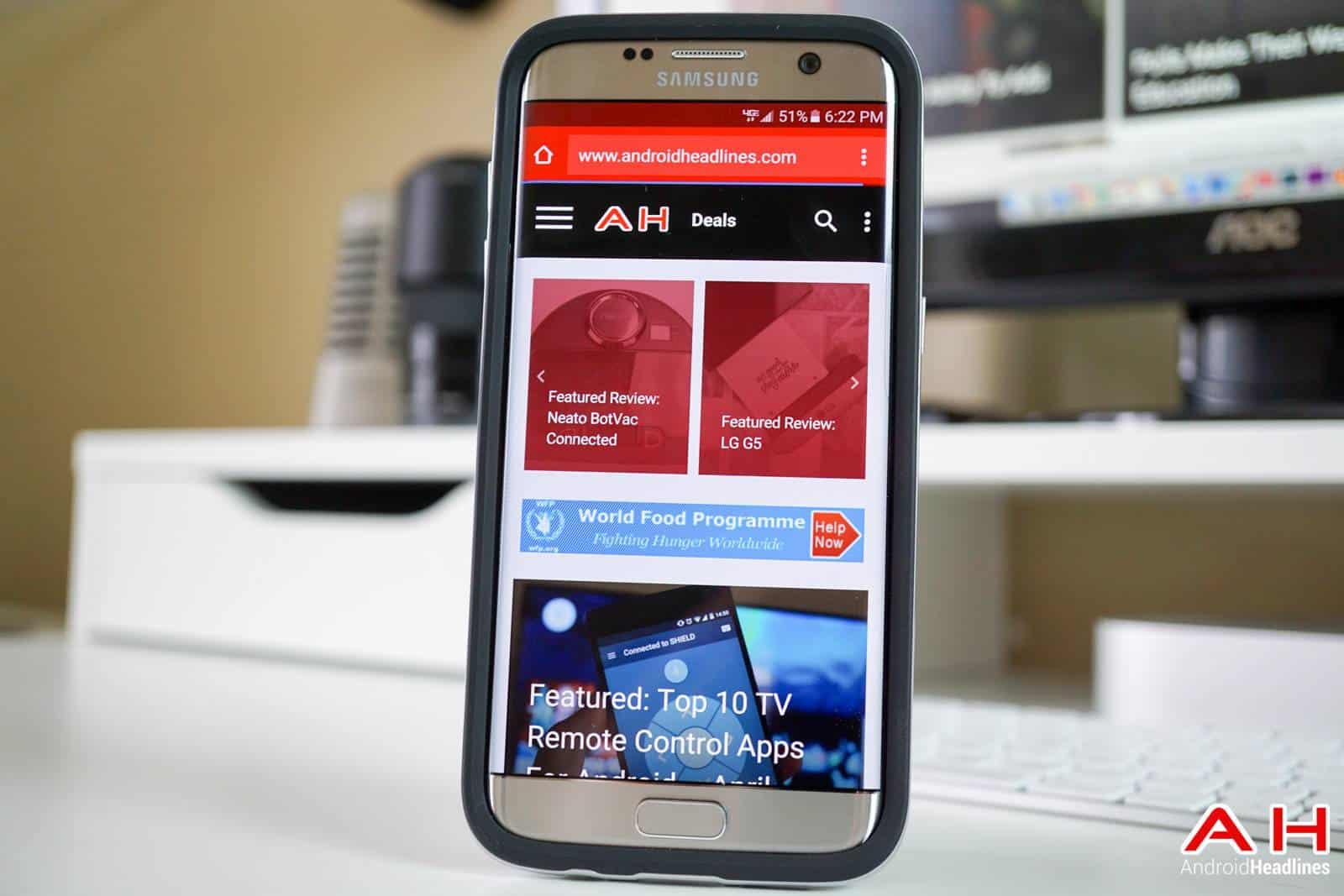 VRS Design High Pro Shield Galaxy S7 Edge AM AH 00681