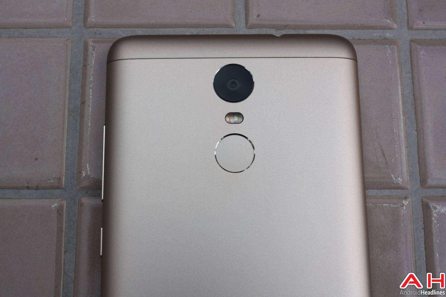 Xiaomi Redmi Note 3 Additional AH 3
