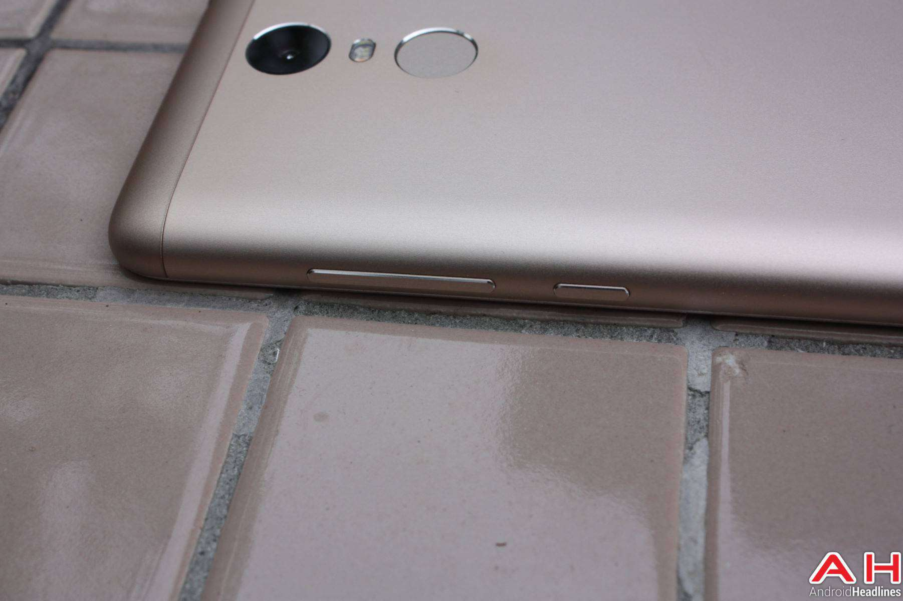 Xiaomi Redmi Note 3 Buttons AH-1