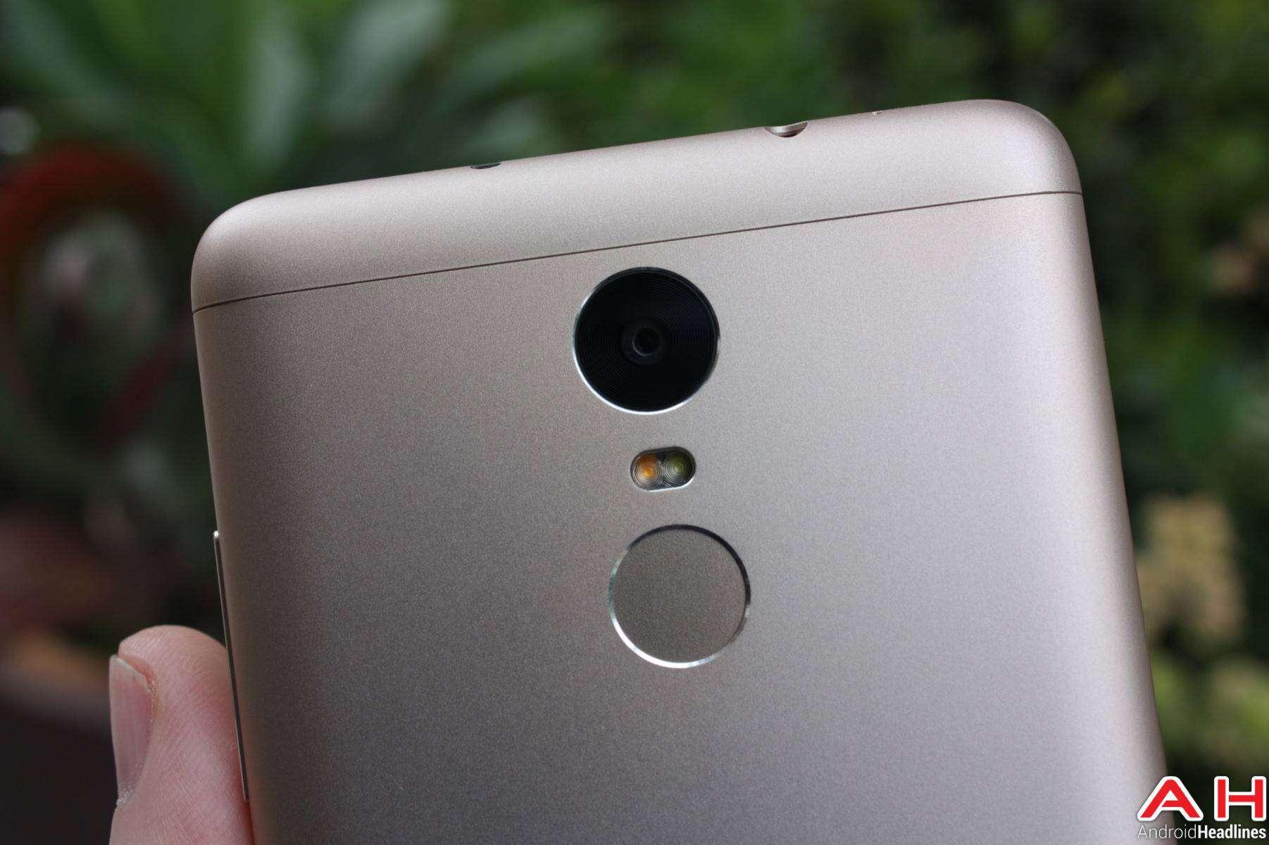 Xiaomi Redmi Note 3 Fingerprint AH-1