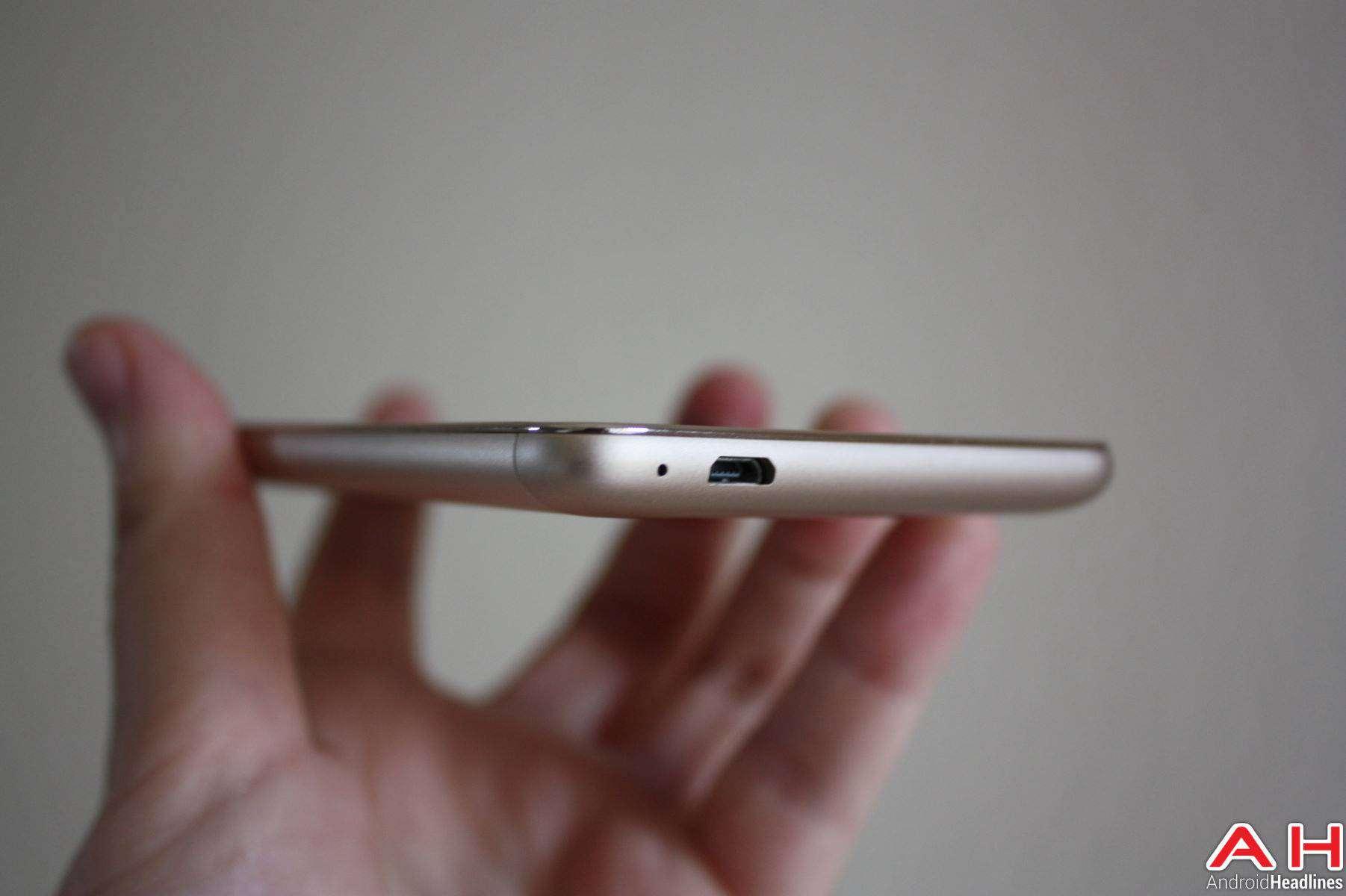Xiaomi Redmi Note 3 Hardware Curve AH-1