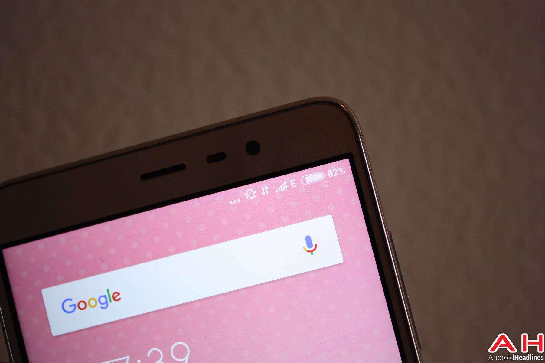 Xiaomi Redmi Note 3 Network AH 2