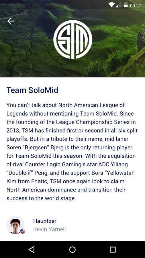 Yahoo eSports 2
