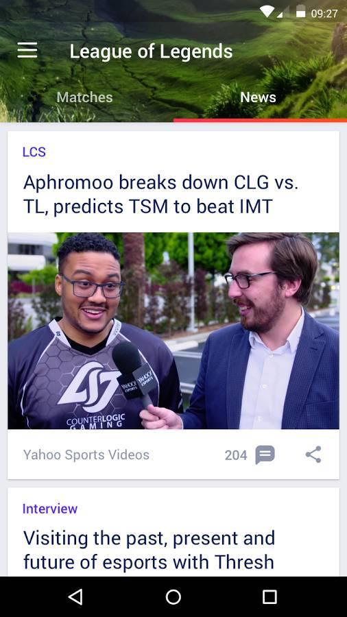 Yahoo eSports 4
