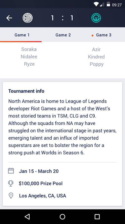 Yahoo eSports 7