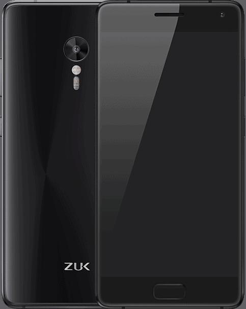 ZUK Z2 Pro black 1