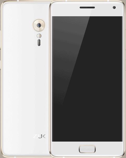 ZUK Z2 Pro white 1