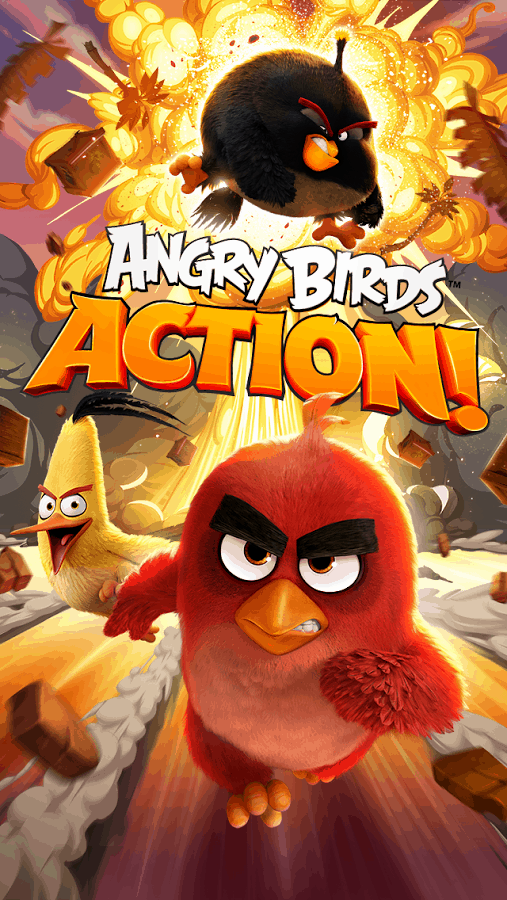angry birds action 5