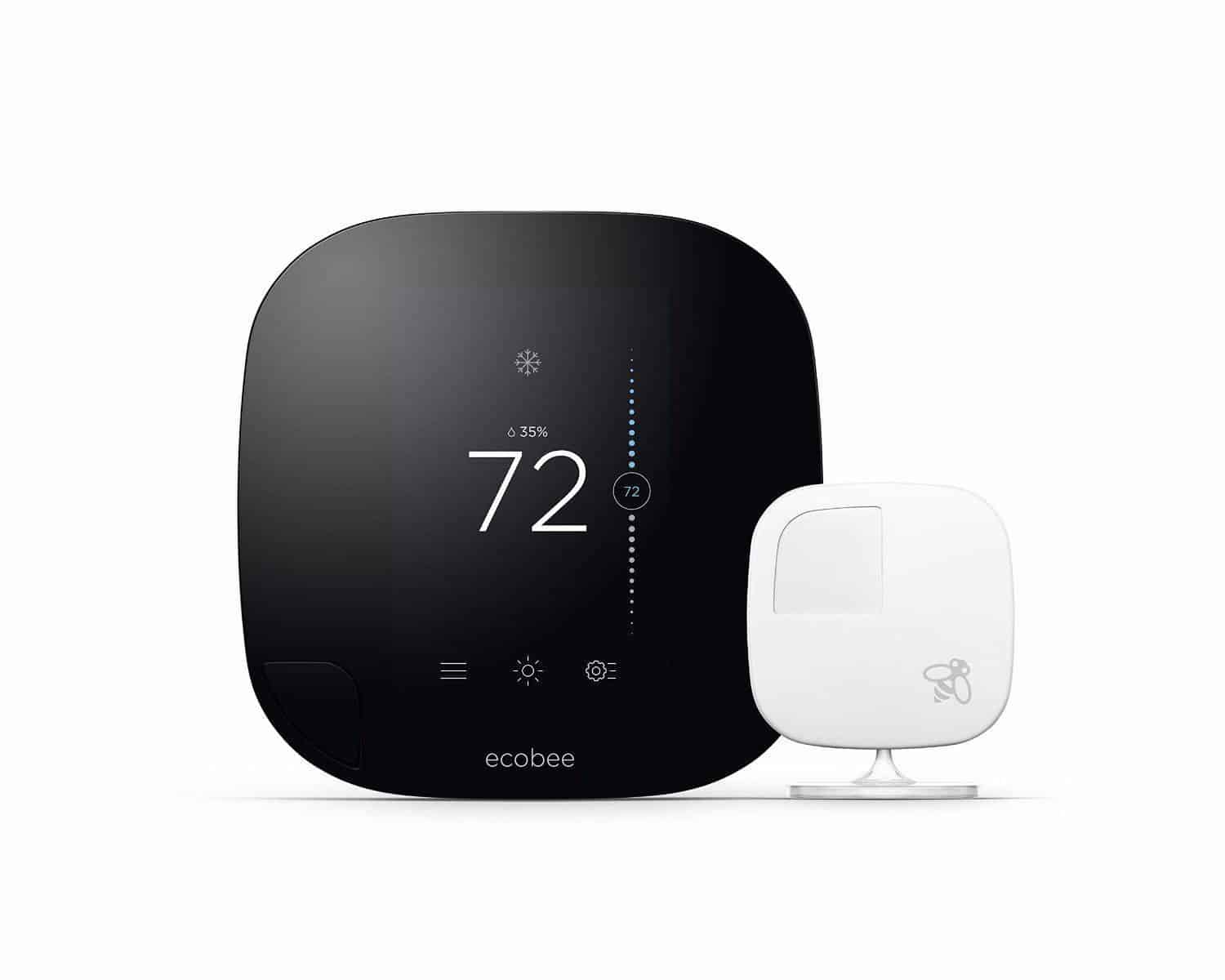 ecobee3 Smarter Wi-Fi Thermostat 01