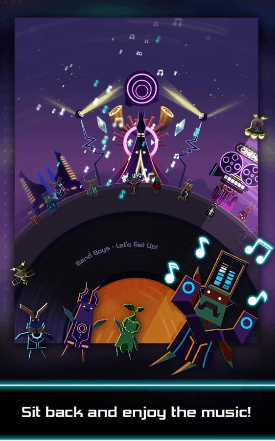 groove planet 5