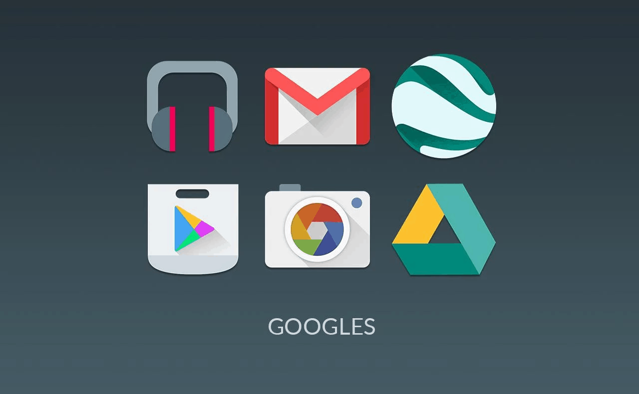 Featured Top 10 Best Icon Packs For Android April 2016