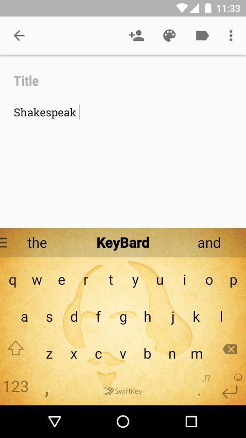 shakespeak 3