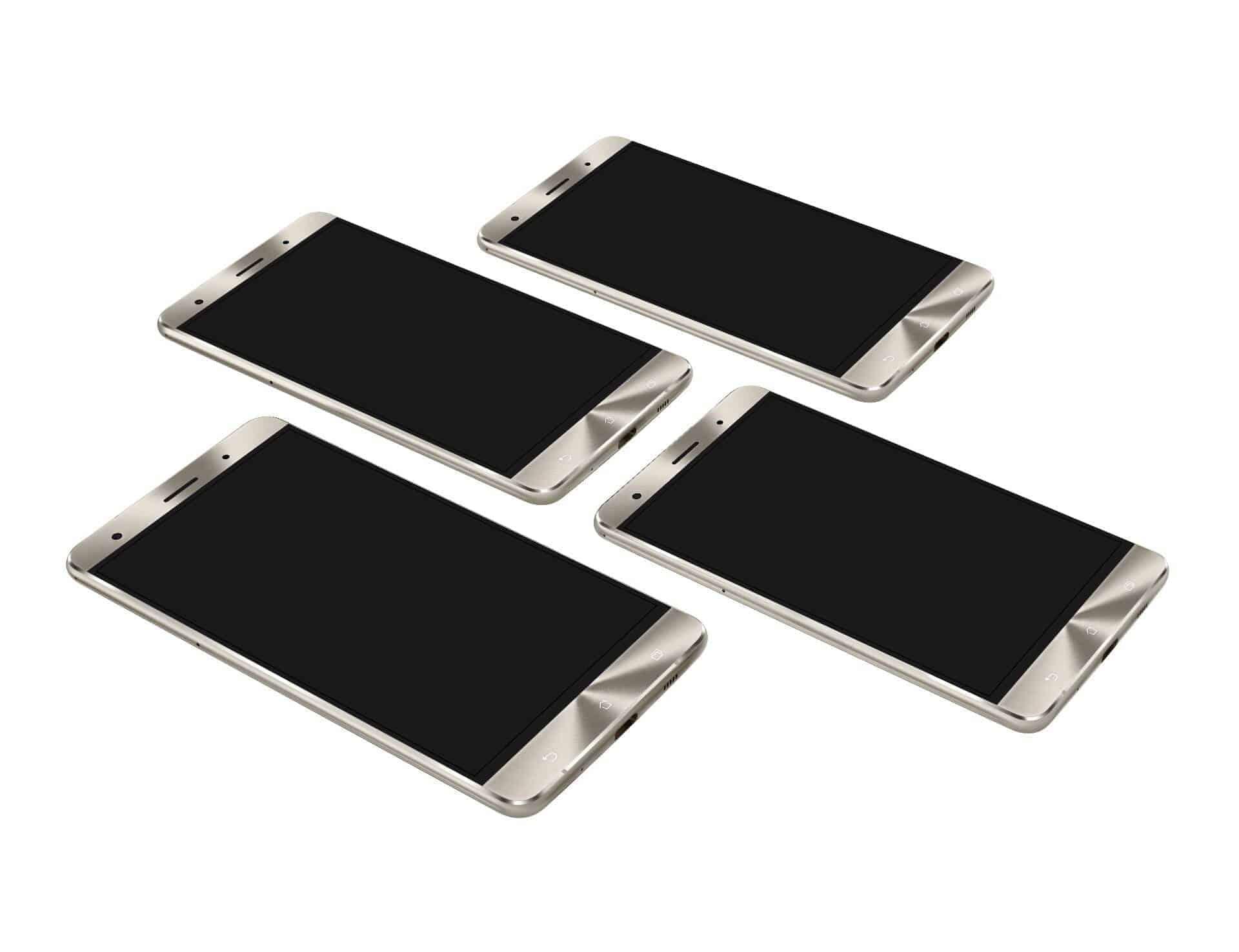 ASUS ZenFone 3 Deluxe 1