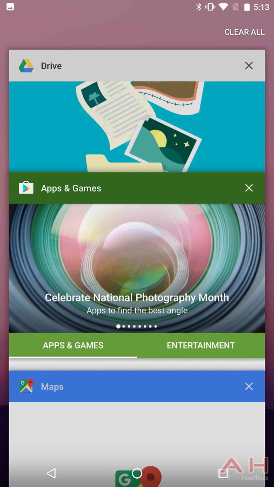 Android N Screenshots AH 3 of 10