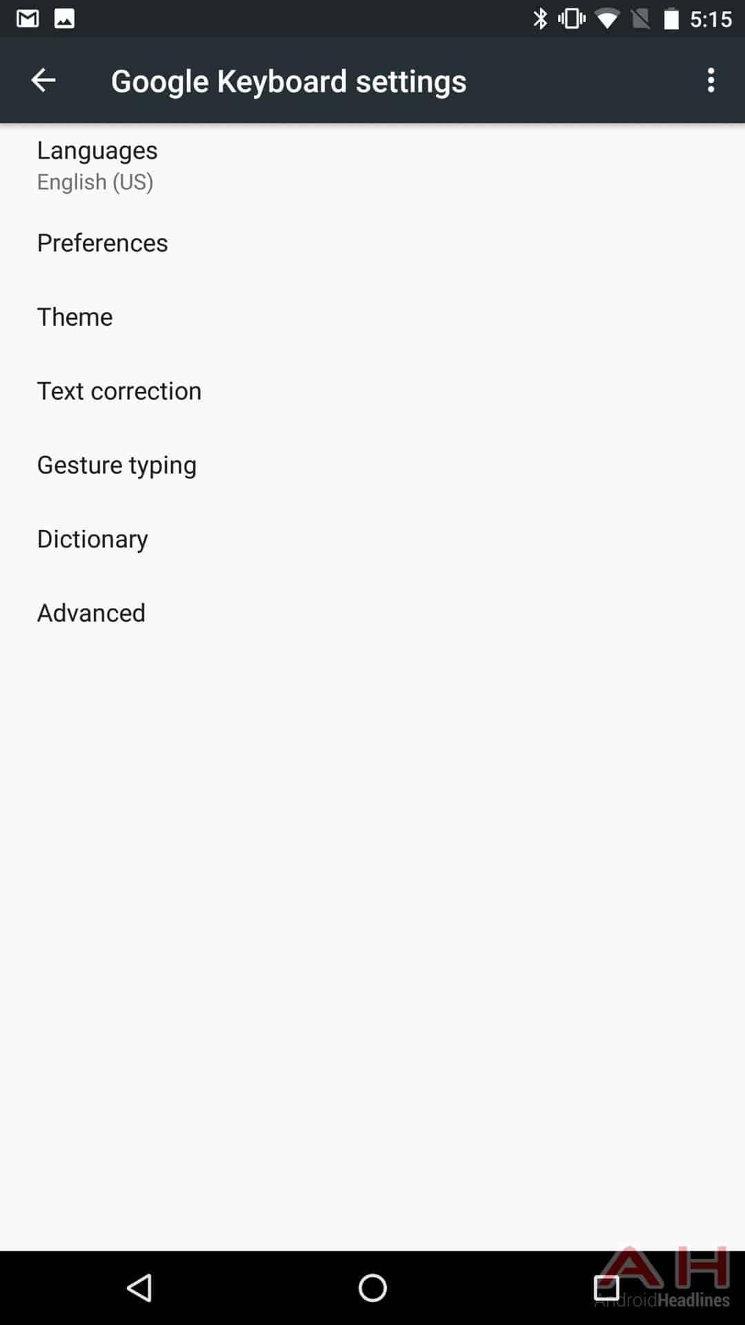 Android N Screenshots AH 9 of 10