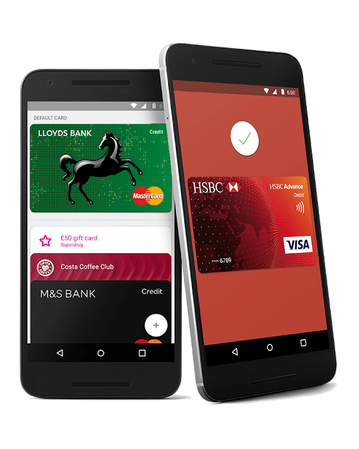 Android Pay UK 92