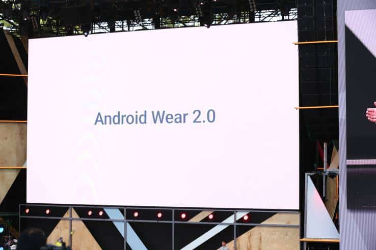 Android Wear 2 1