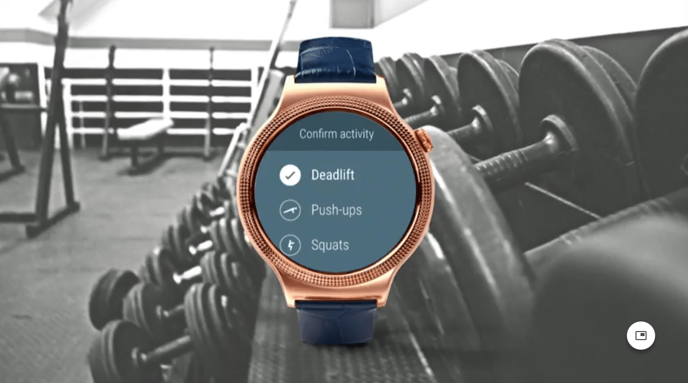 Android Wear 2.0 Screens 3