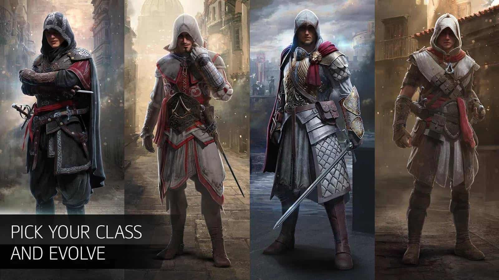 Assassins Creed Identity 5