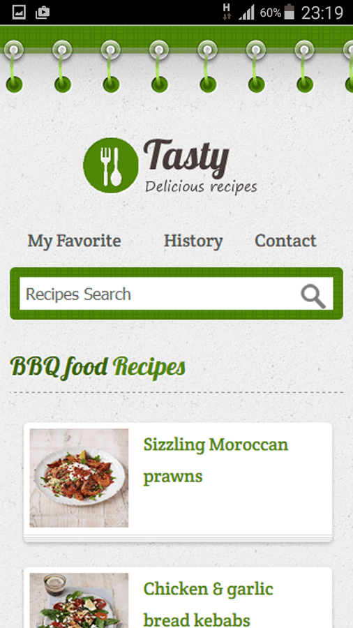 BBQ food Recipes