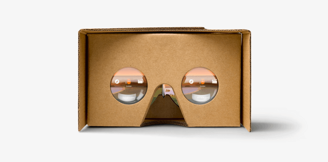 Cardboard Google Store 2