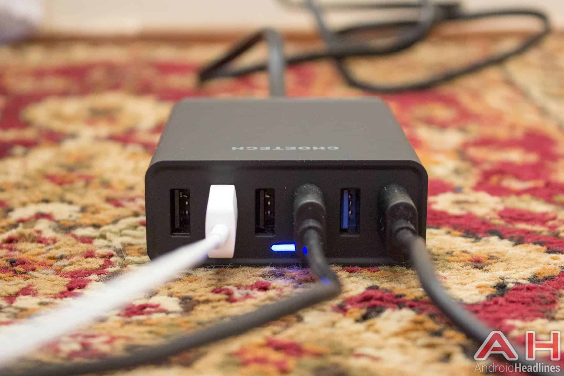 Choetech Quickcharge 3 Charging Station AH NS 02
