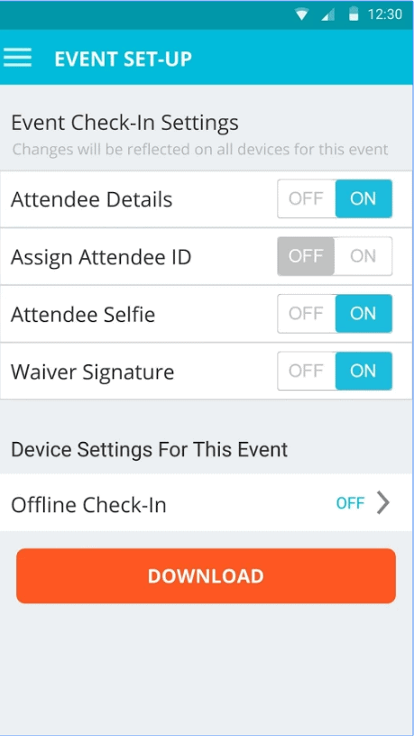 Events Dot Com Event Assistant Play Store 2