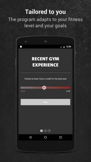 Freeletics Gym (4)