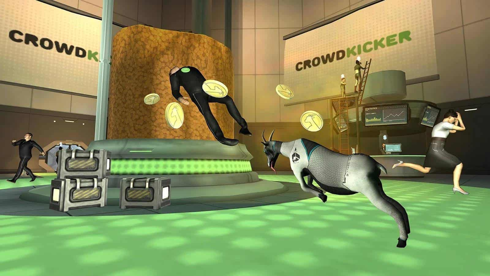 Goat Simulator Waste of Space 4