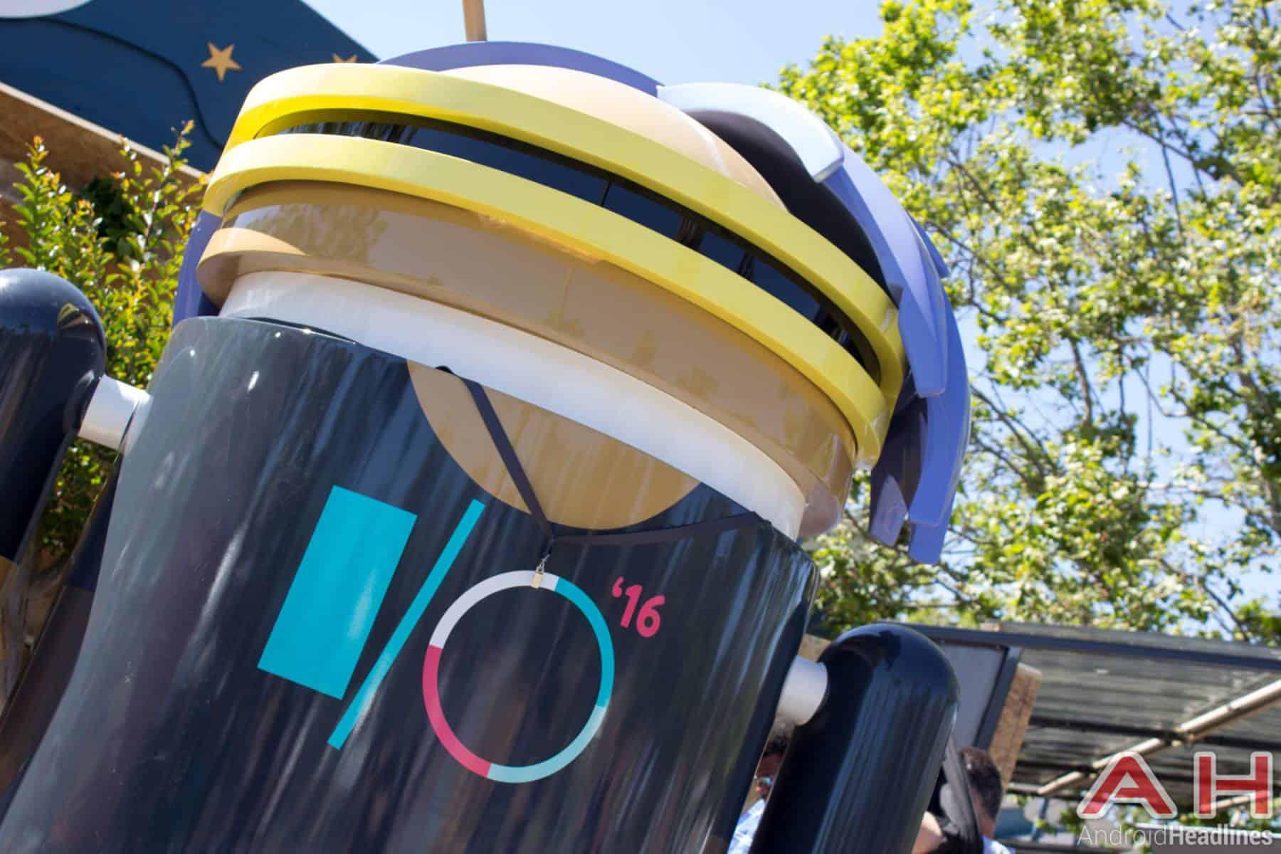 Google IO 2016 Outside Tour AH 2