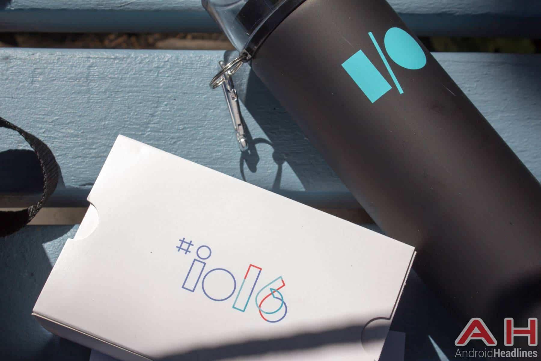 Google IO 2016 Outside Tour AH 5