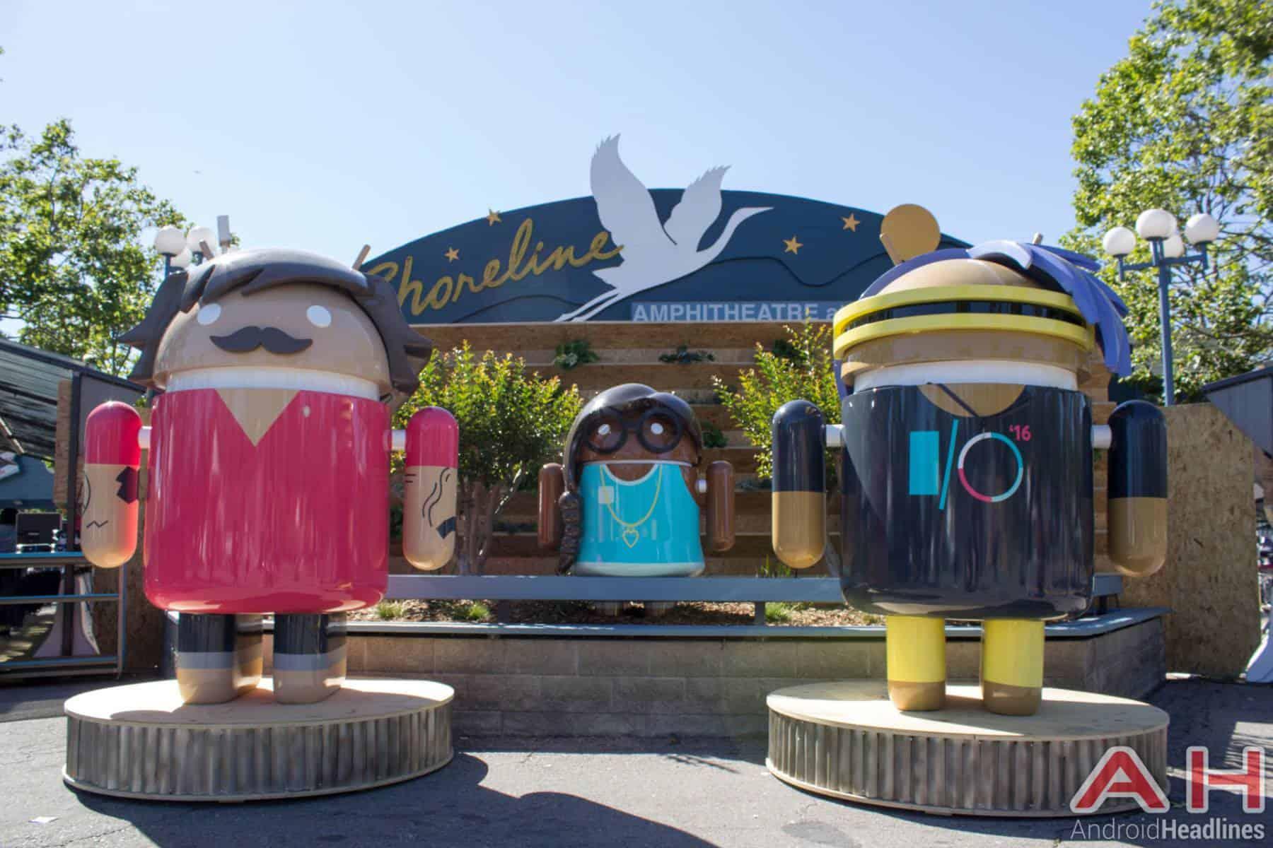 Google IO 2016 Tour Signage AH 8