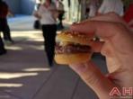 Google IO 2016 day burger