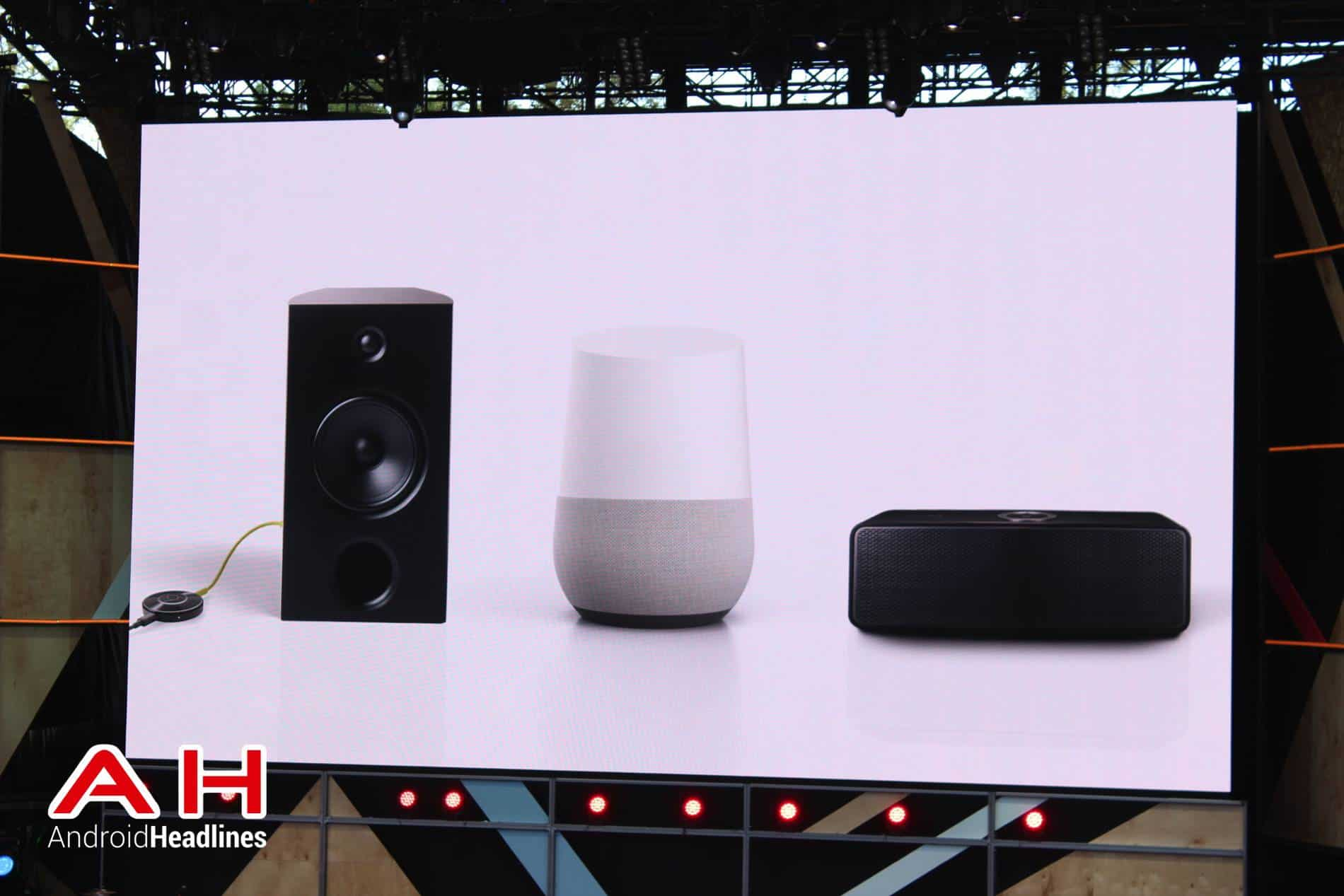 Google IO Keynote Assistant and Home AH 7