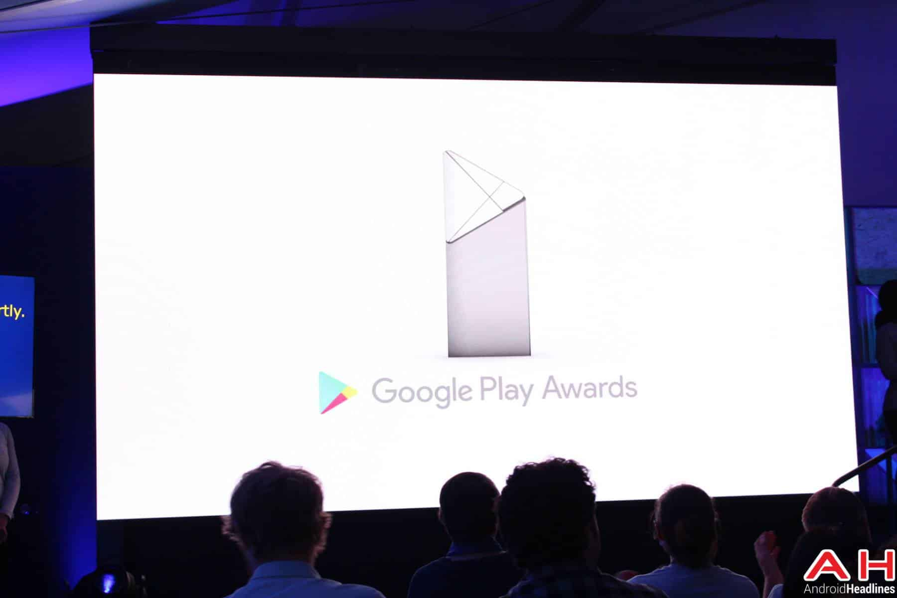 Google Play Awards AH 1