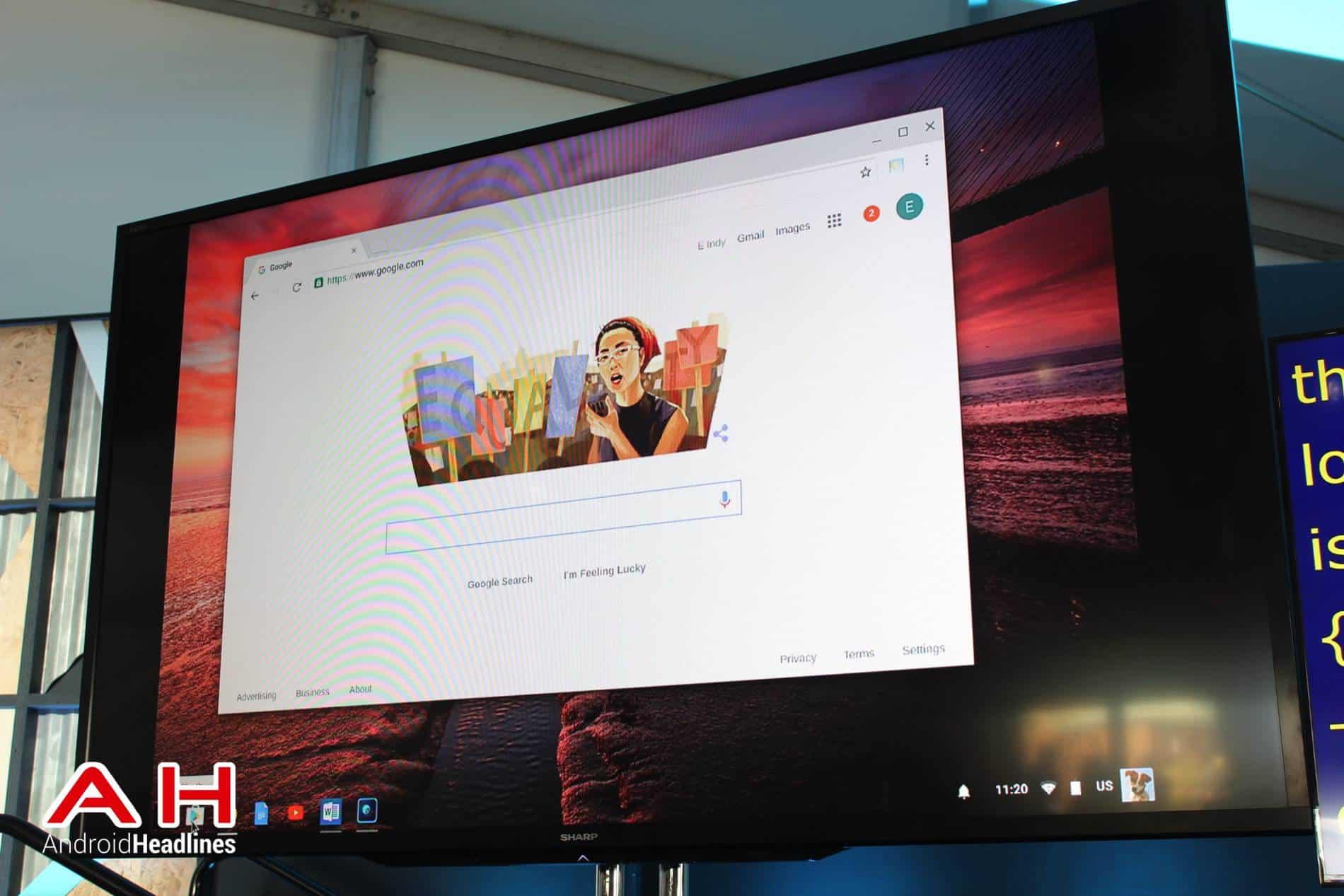 Google Play Chrome OS IO AH 2