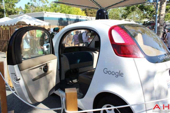 Google Self Driving Car IO AH 1