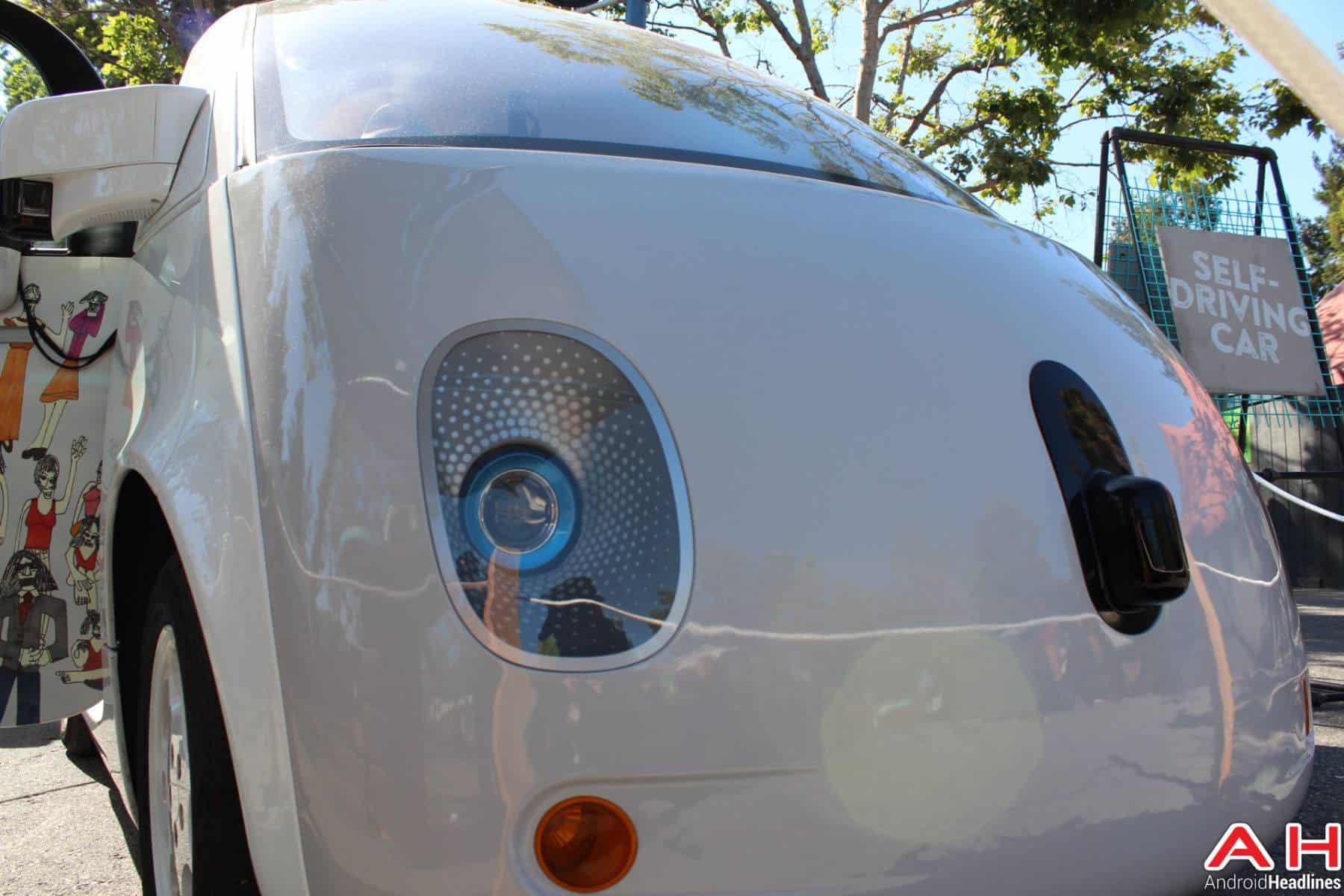 Google Self Driving Car IO AH 13