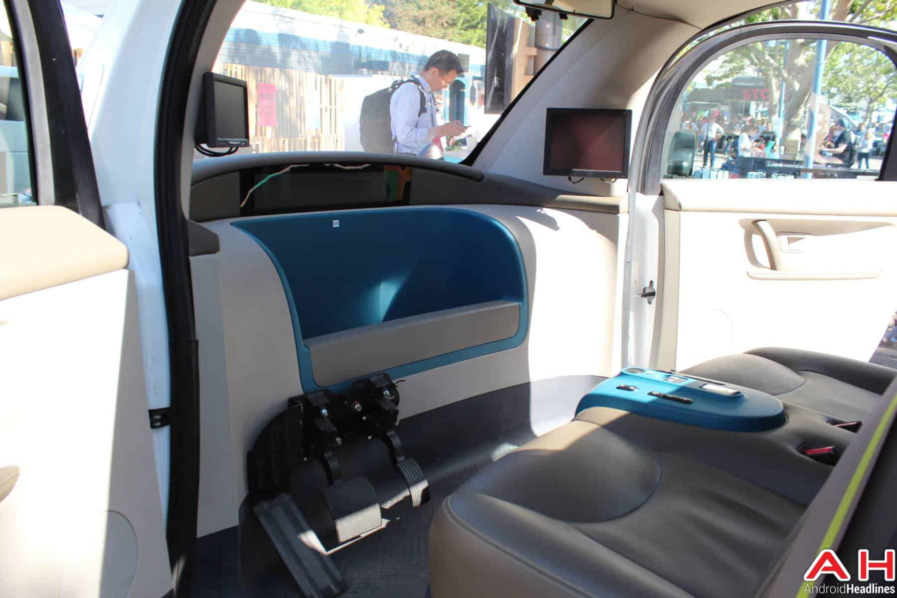 Google Self Driving Car IO AH 2